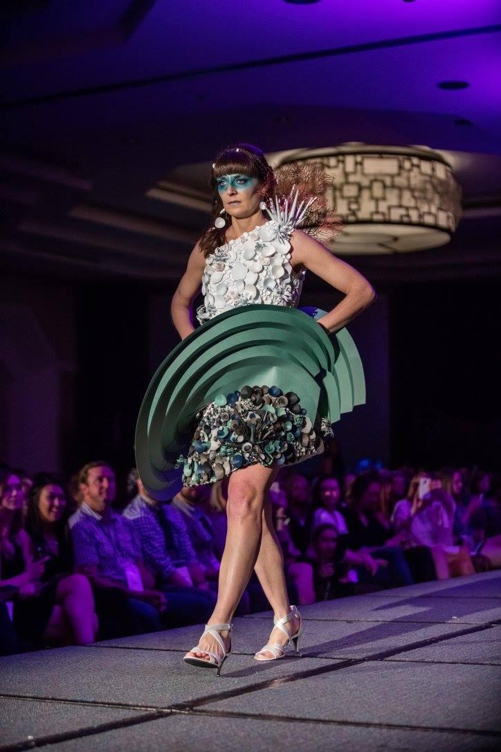 Paper Fashion Show 2016